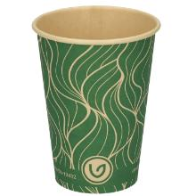 Verive bamboe beker warme dranken waterbased 7.5 oz ø 7 cm Productfoto