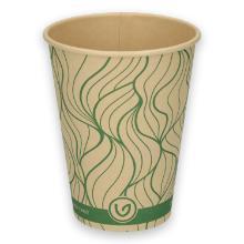 Verive bamboe beker warme dranken waterbased 12 oz ø 9 cm Productfoto