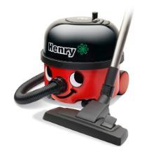 Numatic Henry Eco stofzuiger HVR 180 rood Productfoto
