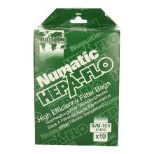 Numatic NVM-1CH Hepa-Flo stofzuigzak 180-250 Productfoto