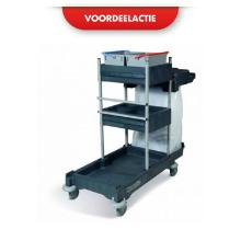 Numatic werkwagen SCG 1705 grijs Productfoto