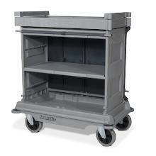 Numatic hotelwagen NKU-30FF 120x80x136 cm grijs Productfoto
