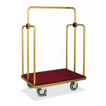 Pullman bagagewagen 130x71x180 cm goud Productfoto