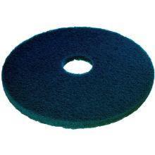 Diversey Taski 3M vloerpad ø 17 inch / 43 cm blauw Productfoto