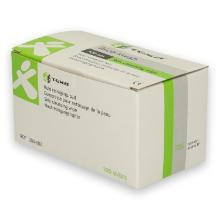 Texa huidreinigingspads 70% isopropyl / alcohol Productfoto