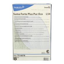 Diversey Suma Forte plus pur-eco L54 vaatwasmiddel 10L Productfoto