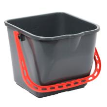 Diversey Taski 2d emmer rood 15L Productfoto