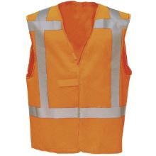 Sioen Carpi RWS verkeersvest maat XL oranje Productfoto