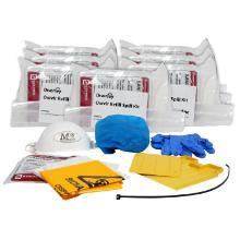 Diversey Oxivir Refill Spill Kit met absorberende korrels 2 stuks Productfoto