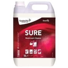 Diversey SURE washroom cleaner 5L Productfoto