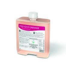 Ecolab Prevens Grenade douchegel en shampoo 220ml Productfoto