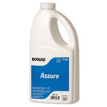 Ecolab Assure Liquid vaatwasmiddel 2.4 kg Productfoto