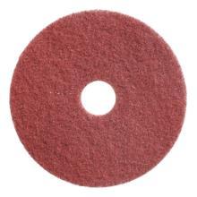 "Diversey Taski twister pad 11"" rood Productfoto"