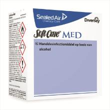 Diversey Soft Care Med H5 handdesinfectiemiddel 0.8L Productfoto
