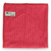 Diversey Taski Microquick reinigingsdoek 40x40 cm rood Productfoto