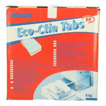 Ecolab eco-clin tabs 88all 4kg Productfoto