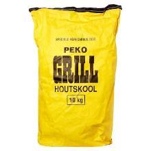 Professionele houtskool Peko Grill zak à 10 kg Productfoto