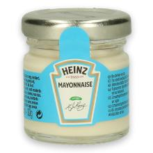 Heinz mayonaise glas 33 ml Productfoto