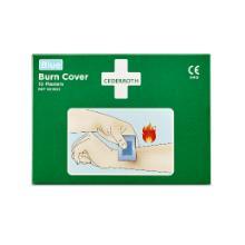 Cederroth burn cover hydrogelpleisters 10 stuks Productfoto