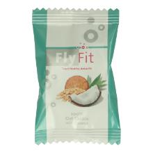 FlyFit 100% oat cookie with coconut flakes Productfoto