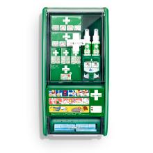 Cederroth First Aid & Burn Station 29x56x12 cm groen Productfoto