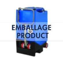 Lege emballage, 8 Productfoto