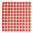 Tork Lunch celstof servet 33x33cm 11laags 1/4vouw bistrorood Productfoto