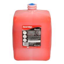 Handzeep swarfega rood 4 liter Productfoto