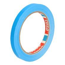 Zakkensluittape PVC blauw 9 mm x 66 mtr tesa 4204 Productfoto