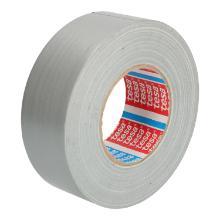 Ducttape PVC zilver 5 cm x 50 mtr tesa 4688 Productfoto