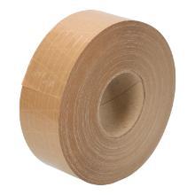 Tape kraftpapier 6 cm x 150 mtr diagonaal versterkt Productfoto