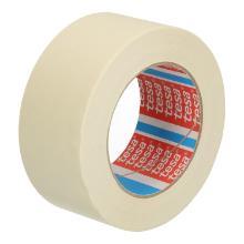 Tape crèpe beige 5 cm x 50 mtr tesa 4316 Productfoto