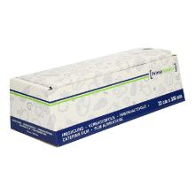 Cutterbox rekfolie PVC 9 my transparant 30 cm x 300 mtr PrimeSource Productfoto
