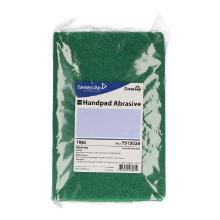 Handpad taski abrassief groen 21,5 x 16,2 x 9,5 cm Productfoto