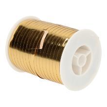 Cadeaulint metalic goud 5 mm x 500 mtr Productfoto