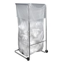 Knapzak afvalzak MDPE transparant 1000 liter los in doos Productfoto