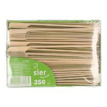 Prikker bamboe 18 cm Productfoto