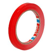 Tape pvc rood 9mm x 66mtr tesa 62204 Productfoto