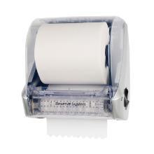 Handdoekroldispenser classic grijs PrimeSource Productfoto
