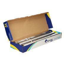 Wrapmasterfolie aluminium 11 my 45 cm x 90 mtr Productfoto