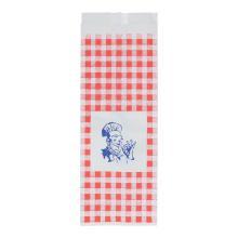 Snack- en koekzak Ersatzrood 0,5 pond 10,5 + 2 x3,75 x 25,5 cm Productfoto