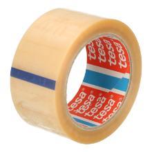 Tape PVC transparant 5 cm x 66 mtr tesa4120 Productfoto