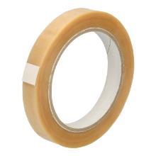 Tape PVC transparant 1,5 cm x 66 mtr Productfoto