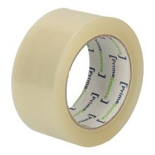 Tape PP 35 my acryl transparant 4,8 cm x 66 mtr Primesource Productfoto