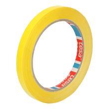 Zakkensluit tape PVC geel 9 mm x 66 mtr tesa 4204 Productfoto