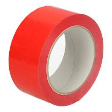 Tape PVC 37 my rood 4,8 cm x 66 mtr Productfoto