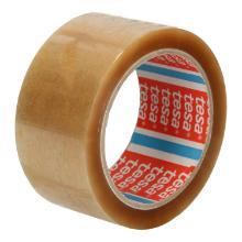 Tape PP transparant 5 cm x 66 mtr tesa 4089 Productfoto