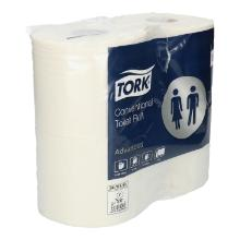 Toiletpapier Tork kingsize tissue 2 laags wit 496 vel #3 Productfoto