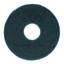 Vloerpads plastic blauw 28 cm Productfoto