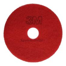 Vloerpads 3M plastic rood 43 cm Productfoto